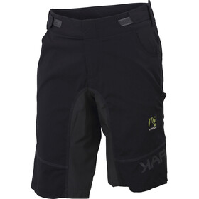 Karpos Ballistic Evo Korte Broek Heren, black/dark grey